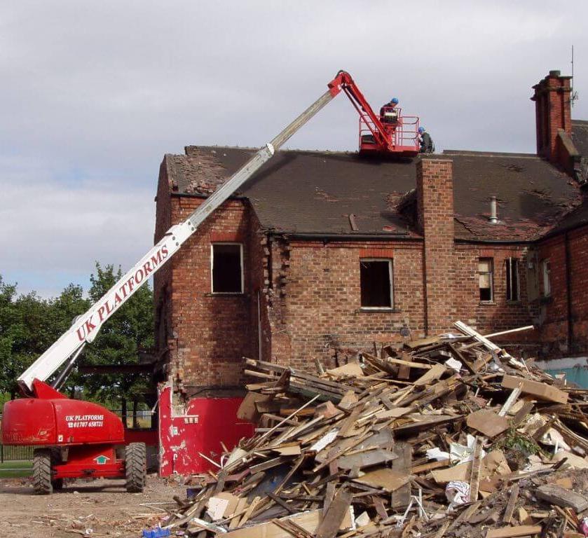 демонтаж домов в Красноярске